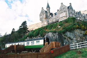 The Loch Awe Holiday Coach and The Loch Awe Hotel